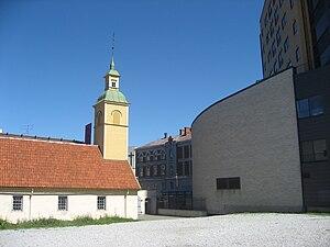 Maakri - Image: Jaani Seegi kirik 1