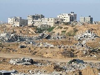 Jabalia Municipality type A in North Gaza, State of Palestine