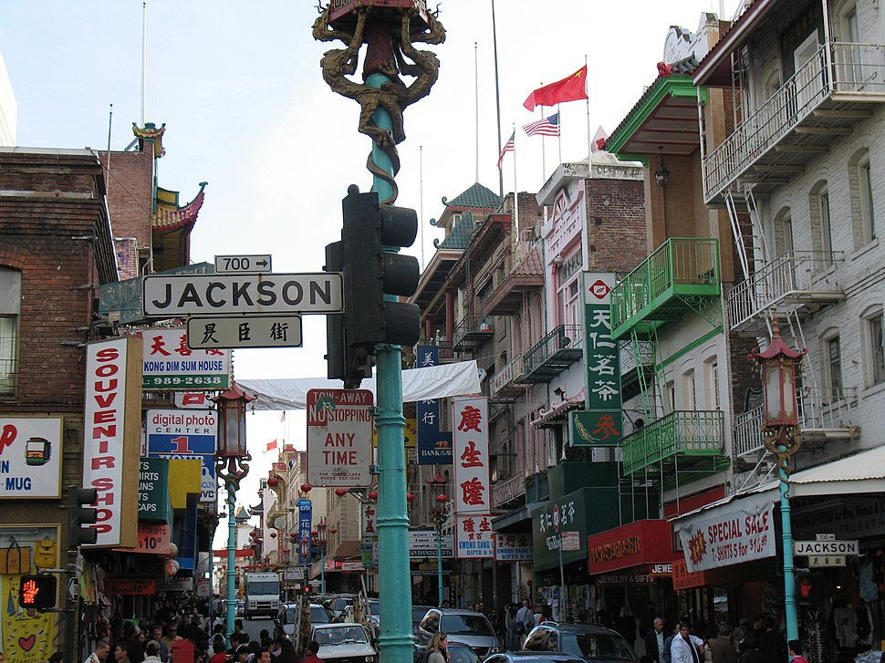 Jackson Street San Francisco