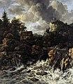 Jacob Isaacksz. van Ruisdael - The Waterfall - WGA20510.jpg