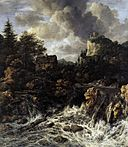 Jacob Isaacksz. van Ruisdael - The Waterfall - WGA20510.jpg