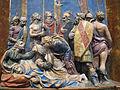Jacopo della quercia (attr.), crocifissione, siena, 1420 ca. 03.JPG