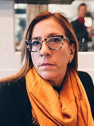 Jacqueline Hernández - Image: Jacqueline Hernández