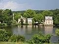 Jagdschloss Glienicke von Babelsberg aus Juli 2014 - panoramio.jpg