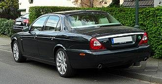 Jaguar XJ (X350) - Jaguar XJ 2.7D (Europe; facelift)