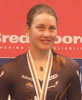 Jaime Nielsen New Zealand racing cyclist