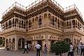 Jaipur-City Palace-Mubarak Mahal-20131016.jpg