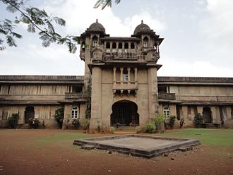 Jawhar - The Jaivilas Palace