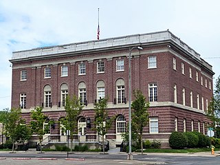 James A. Redden Federal Courthouse United States historic place