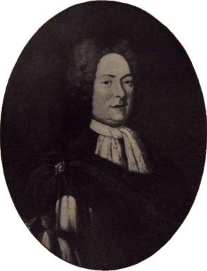 Norwegian patriciate - Image: James Collett (1655–1727)