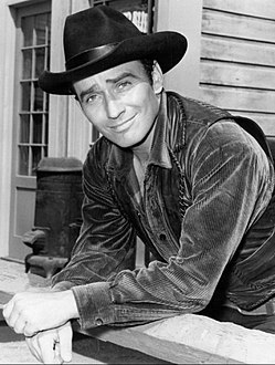 James Drury The Virginian 1971.JPG