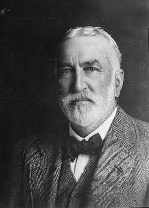 James Wilson (New Zealand politician, born 1849) - James Wilson, ca 1910