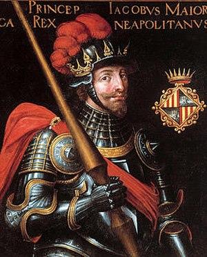 James IV of Majorca - Image: James IV of Majorca