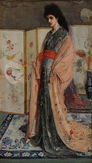 La Princesse du pays de la porcelaine, as digitalized by the Google Art Project.