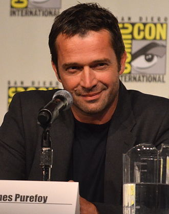 James Purefoy - Purefoy at the 2012 San Diego Comic-Con.