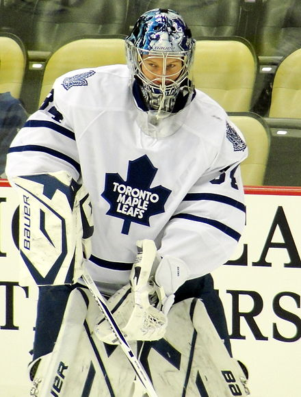 Reimer with the Leafs in 2012 James Reimer 1 2012-03-07.JPG