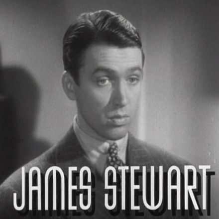 Stewart in After the Thin Man, 1936 James Stewart in After the Thin Man trailer.jpg