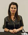 Jane Badler at the Sci-Fi-fare in Malmö 2014 2.jpg