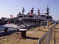 Japanese warships in Portsmouth Harbour - geograph.org.uk - 1306375.jpg