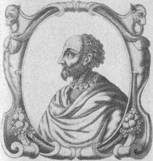 Jean-Antoine de Baïf - Image: Jean Antoine de Baïf