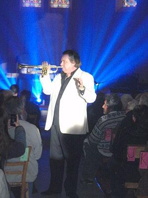 Jean-Claude Borelly - Borelly Trumpet Concert