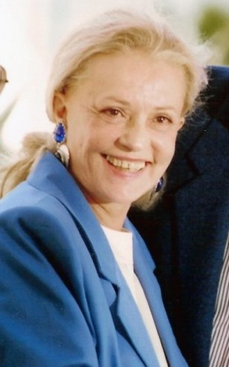 1995 Cannes Film Festival - Jeanne Moreau, Jury President