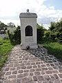 Jeantes (Aisne) chapelle commémorative T.M.Carlin La sablonnière.JPG