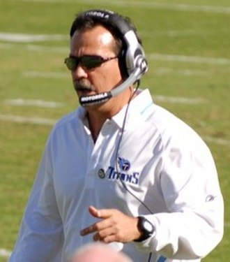 Jeff Fisher - Fisher on the sidelines during a November 2008 game.