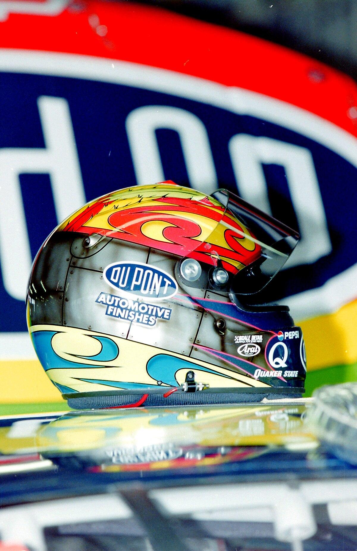 Escape The Car >> Racing helmet - Wikipedia