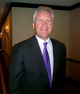 Jeff Immelt American businessman