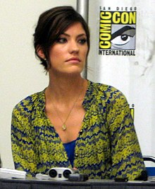 Carpenter al San Diego Comic-Con (2009)