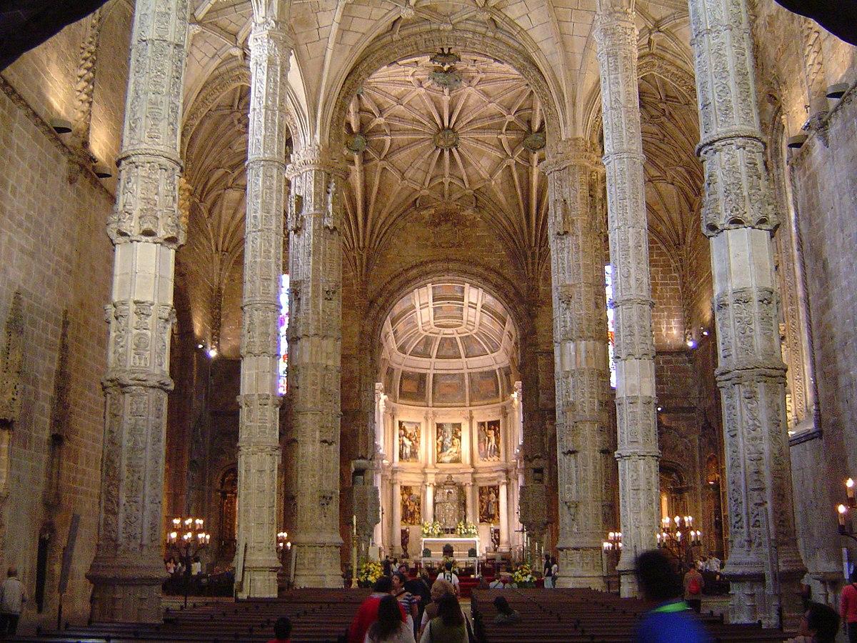 Renaissance architecture in portugal wikipedia for Architecture lisbonne