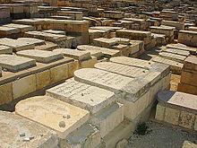 Gerusalemme, Cimitero ebraico