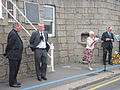 Jersey WWII 28 June 1940 bombing commemoration 2013 05.jpg