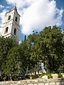 Jerusalem, Mount of Olives, Russian Monastery of Ascension on the Mount of Olives;(Bell tower) 11-3000-100 (2).jpg