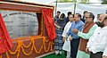 Jitendra Singh laying the foundation stone of the Government Medical College, at Kathua, Jammu and Kashmir.jpg