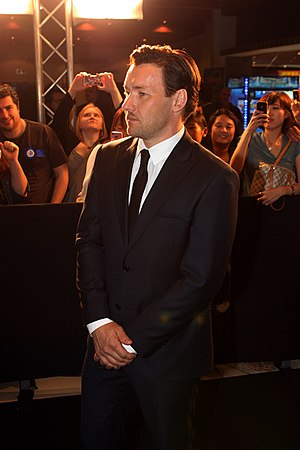 English: Joel Edgerton at Warrior Sydney Premiere
