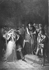 Anno 1434. De verzoening van Filips de Goede en Jacoba van Beieren