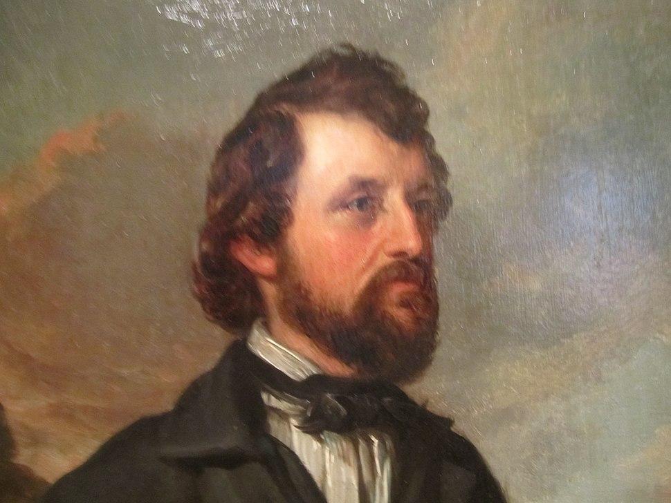 John C. Fremont at National Portrait Gallery IMG 4410