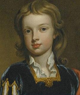 John Churchill, Marquess of Blandford British noble