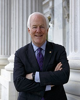 John Cornyn American politician