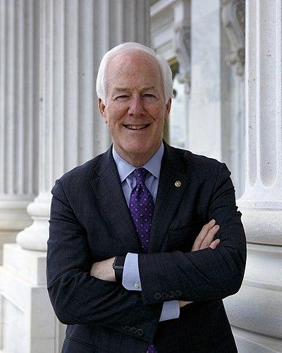 John Cornyn, American politician