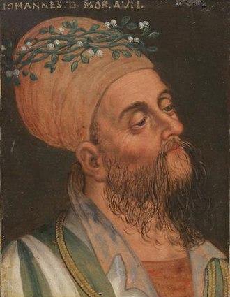 John Henry, Margrave of Moravia - Image: John Henry I of Moravia
