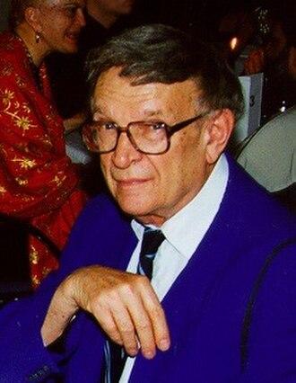 John Hospers - Hospers in 1998