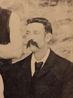 Jack McGargill - Image: John Mc Gargill 1897