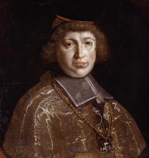 John of the Lithuanian Dukes - Portrait of John (unknown 17th-century artist)