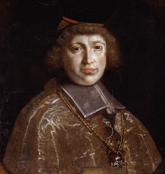 John of the Lithuanian Dukes - Portrait of John (unknown 17th-century artist)