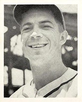 Johnny Hopp - Image: Johnny Hopp Cardinals