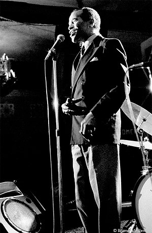 Jon Hendricks - Hendricks at the Keystone Korner in San Francisco, 1983