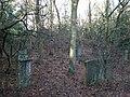 Joodse Begraafplaats Muiderberg Graeber5.JPG